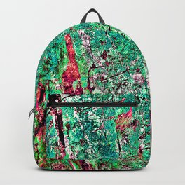GREEN ARCHETYPAL POETRY Backpack