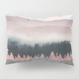 Forest Lake Evening Pillow Sham
