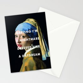 Darling I'm a Nightmare Stationery Cards