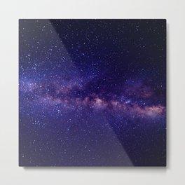 Galaxy Design Metal Print