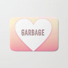 Garbage Bath Mat