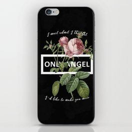 Harry Styles Only Angel graphic artwork iPhone Skin