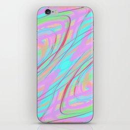 Clutter iPhone Skin