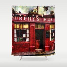Murphys Pub, Dingle Shower Curtain