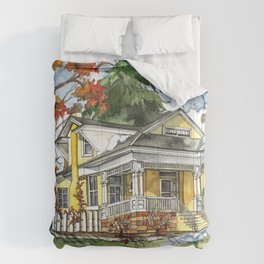 The Autumn House Comforters