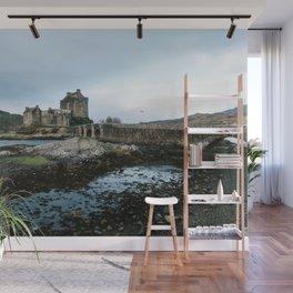 Eilean Donan Castle, Scotland Wall Mural