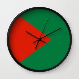 Flag of El Alto Wall Clock
