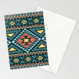 American Native Pattern No. 155 Stationery Cards