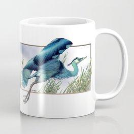 Heron Coffee Mug
