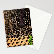 africa 2 Stationery Cards