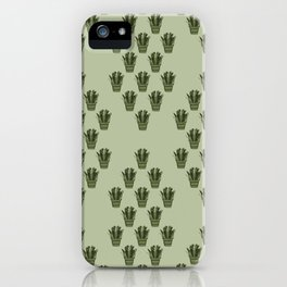 Emerald Thicket iPhone Case