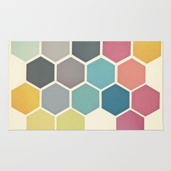 Honeycomb II Rug