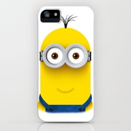 Minion KEVIN (Happy) iPhone Case