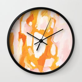 Candy Coated Wall Clock
