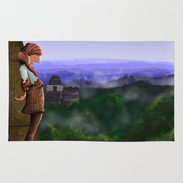 Over the Ruins Rug