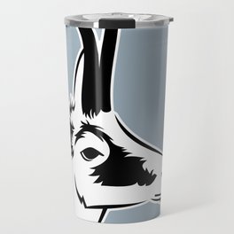 Wild goat Travel Mug