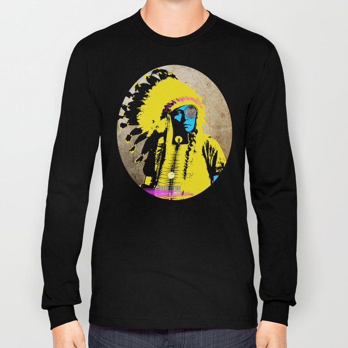 Indian Pop 2 Long Sleeve T-shirt