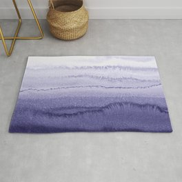WITHIN THE TIDES ICELAND LUPINS by Monika Strigel Rug