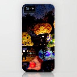 lanterns - night lights iPhone Case
