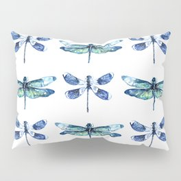 Dragonfly Wings Pillow Sham