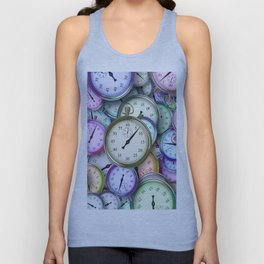 Old Times Unisex Tank Top