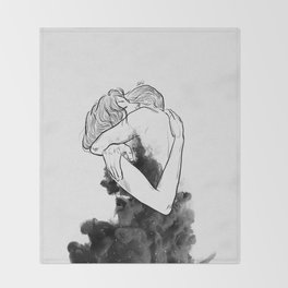 Till the last star you have me. Throw Blanket