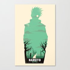Naruto Shippuden Canvas Print