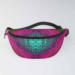 Star Key Abstract Fanny Pack