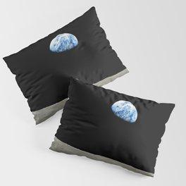 Earthrise High Resolution Pillow Sham