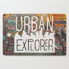 URBAN EXPLORER Cutting Board