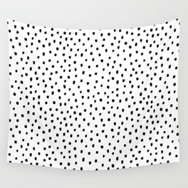 Classic Dot - Dotty Scandinavian Style Wall Tapestry
