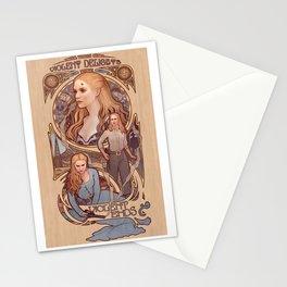 Violent Delights Have Violent Ends Stationery Cards