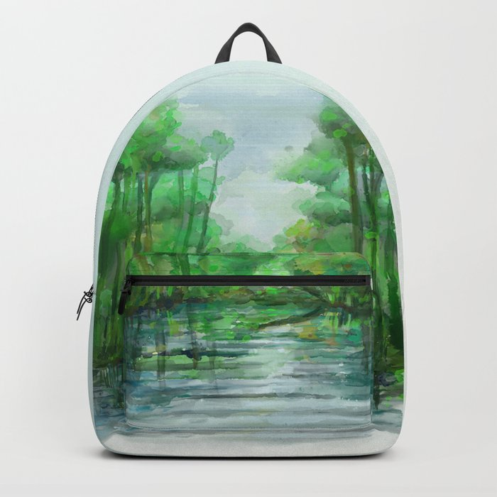 Lost in colors Backpack