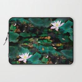 Lotus - A Pattern Laptop Sleeve