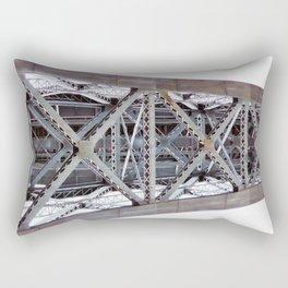 Bridge over the River Douro Rectangular Pillow