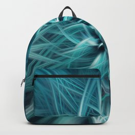 Mint Blossom Backpack