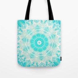 Beatnik Snow Blues (Original)  Tote Bag