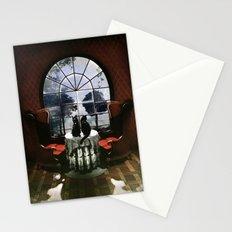 Room Skull Stationery Cards