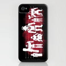 Plastic Villains  Slim Case iPhone (4, 4s)