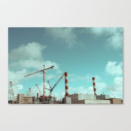 El Segundo Towers Canvas Print