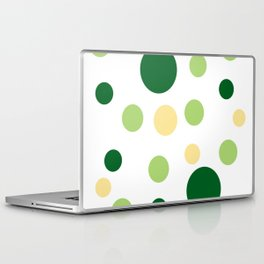 Green Pop Laptop & iPad Skin