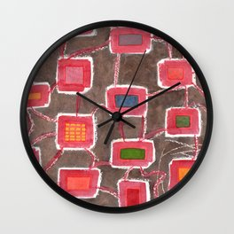 Networking Wall Clock
