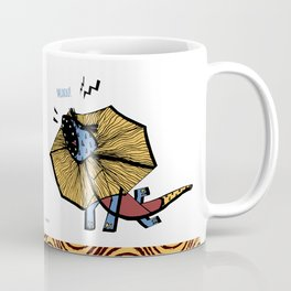 Zodiac Lion Coffee Mug