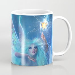 The Blue Fairy Coffee Mug