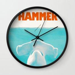 Hammer Wall Clock