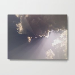 Heaven Above Metal Print