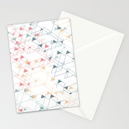 Inspired by Pollock Stationery Cards