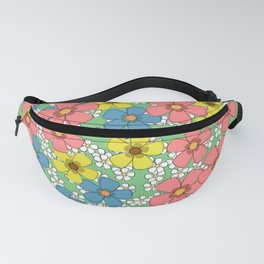 Summer and flowers! Full blossom Fanny Pack