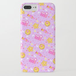 Usagi's Items Pattern / Sailor Moon  iPhone Case