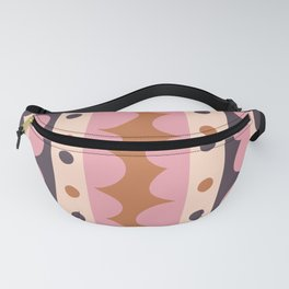 Rick Rack Candy Fanny Pack
